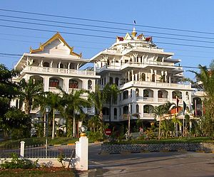 Champasak Palace