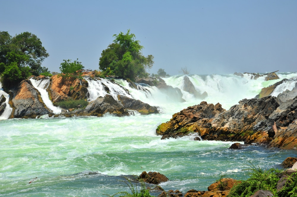Khone Phapheng Waterfall